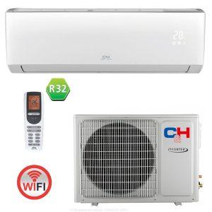 Кондиционер Cooper&Hunter CH-S09FTXLA-NG Wi-Fi (Arctic Inverter)