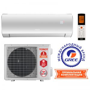 Кондиционер Tosot GF-09W (Lyra Winter Inverter)