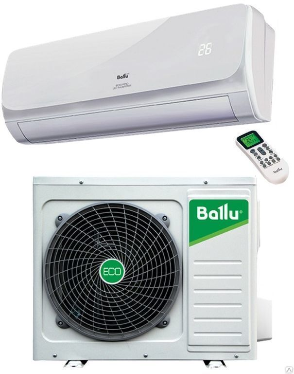 Кондиционер Ballu BSWI-24HN1/EP/15Y (ECO DC-Inverter)