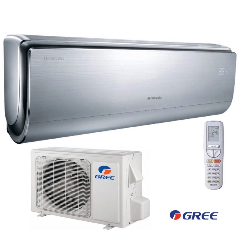 Кондиционер Gree GWH18UB-K3DNA4F (U-Crown DC Inverter)