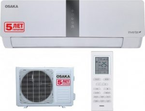 Кондиционер OSAKA STV-09HH (INVERTER ELITE)