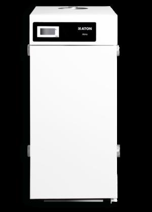 Напольный дымоходный газовый котел ATON Atmo 10EM