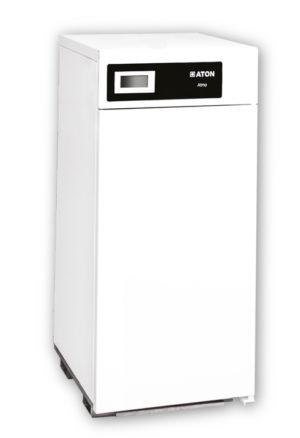 Напольный дымоходный газовый котел ATON Atmo 50X