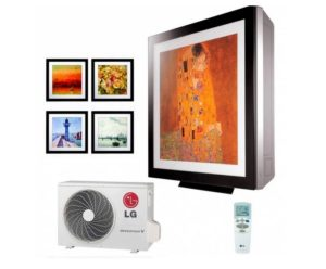 Кондиционер LG A09FR (Artcool Gallery)