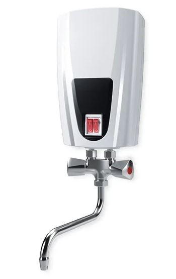 Проточный водонагреватель Eldom 6,5 kw E71 кран