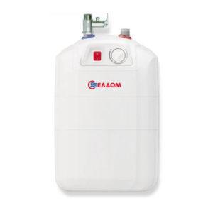 Накопительный водонагреватель Eldom Extra life 10 под мойкой 72325PMP