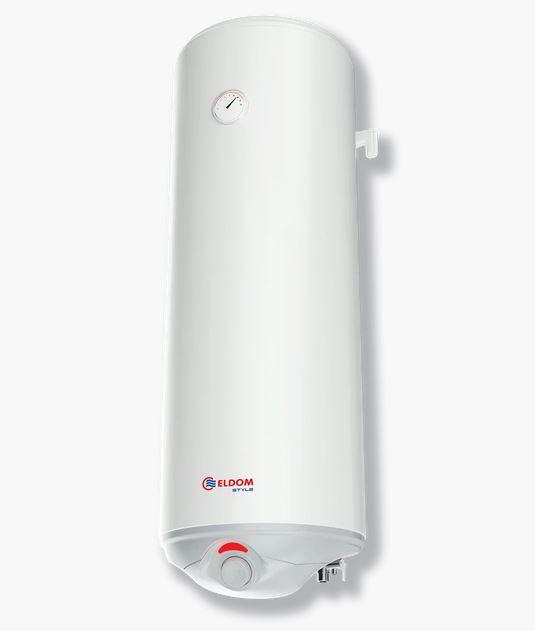 Накопительный водонагреватель Eldom Style 50 SLIM 72267W