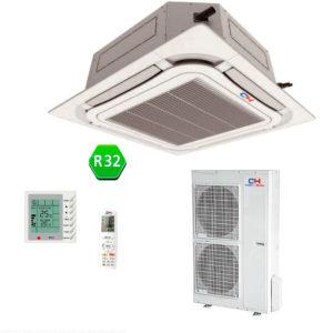 Кассетный кондиционер Cooper&Hunter CH-IC160RK/CH-IU160RM (NORDIC Commercial Inverter)