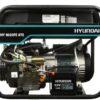 Генератор бензиновый HYUNDAI HHY 9020FE ATS 20863