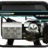 Генератор бензиновый HYUNDAI HHY 9020FE ATS 20864
