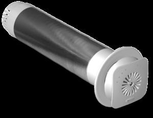 Приточно вытяжная установка Climtec РД-100 Стандарт