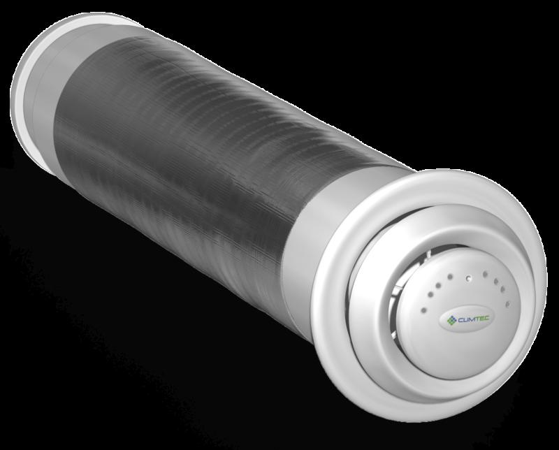 Приточно вытяжная установка Climtec РД-200 Стандарт