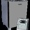 Электрокаменка для бани и сауны EcoFlame SAM – D 15 + пульт CON6