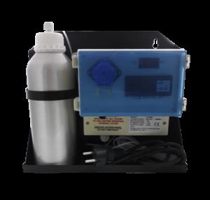 Насос-дозатор для ароматов EcoFlame на 1 аромат для хамама