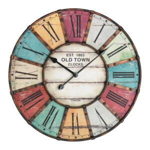 """Часы настенные аналоговые TFA """"Vintage"""" 603021"""