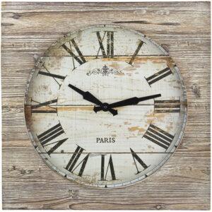 """Часы настенные аналоговые TFA """"Vintage"""" 60303008"""