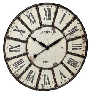 """Часы настенные аналоговые TFA """"Vintage"""" 60303902"""