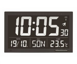 Часы настенные цифровые TFA 604505
