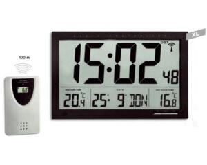 Часы настенные цифровые TFA 60451001