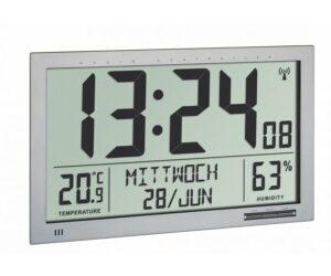 Часы настенные цифровые TFA 60451754