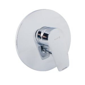 Внешняя часть смесителя для ванны Kludi Pure&Solid 346500575