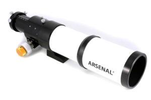 Подзорная труба Arsenal 70/420, (70ED AR) ED-рефрактор, с кейсом
