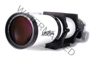 Подзорная труба Arsenal 80/560, (80ED AR) ED-рефрактор, с кейсом