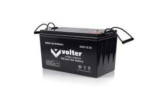 Аккумуляторная батарея АКБ Volter GEL 12В 100 Ач