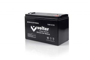 Аккумуляторная батарея Volter GEL 12В Н 100 Ач